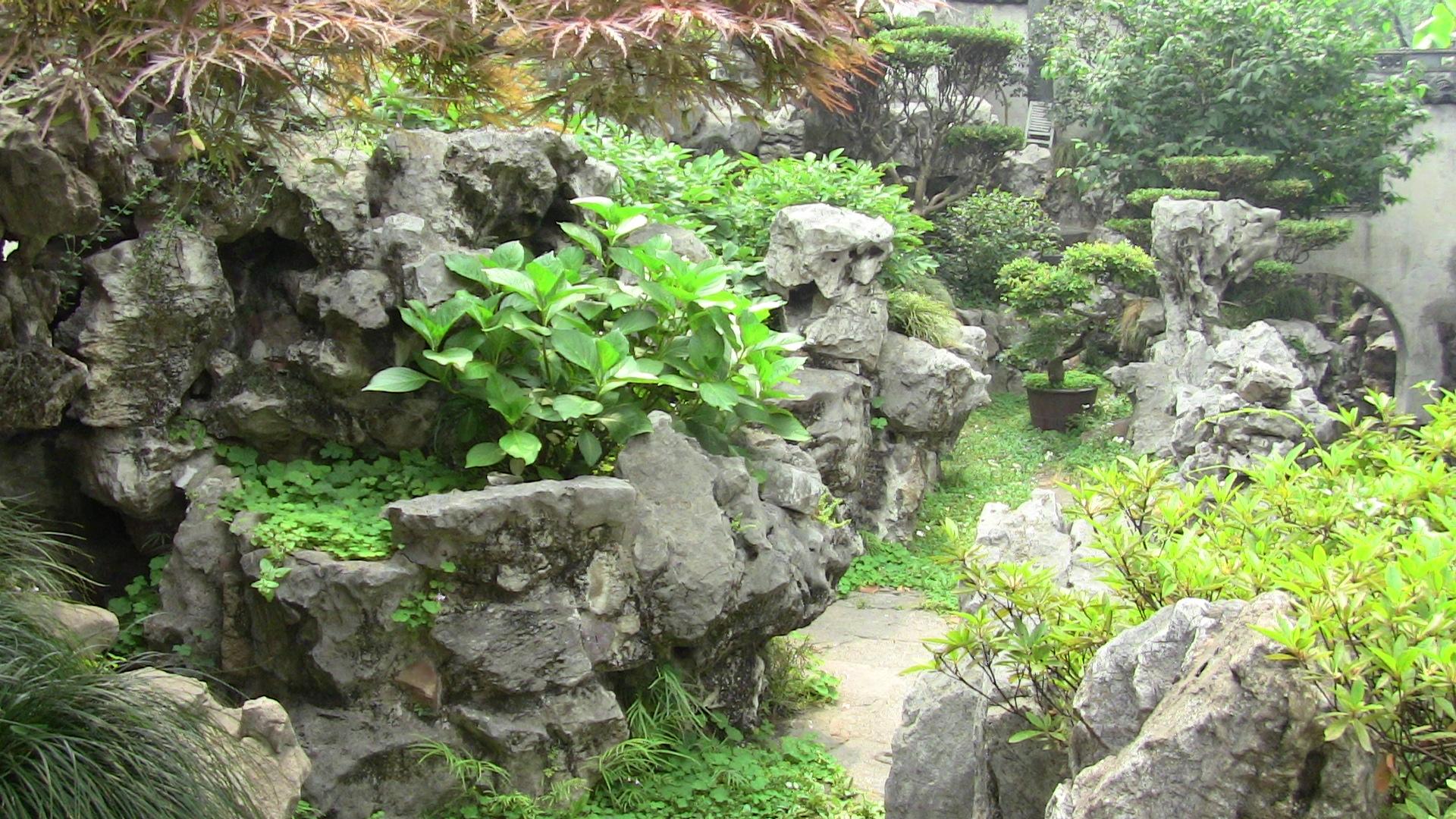 Shangha m galopole aux multiples visages carnet du monde for Le jardin yuyuan