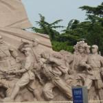 monument aux héros du peuple place tianmen