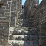 A l'époque, la muraille séparait la Chine de la Mongolie