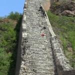La muraille de Chine, merveille du monde