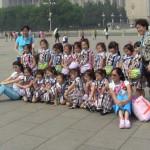 La place Tianmen, la plus grande place du monde