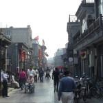De l'autre Pékin avec ses hutongs et ses rues traditionnelles