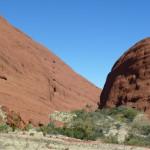 Les monts olgas et Uluru sont des sites sacrés