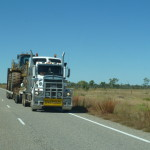 L'Outbach s'est aussi les immenses camions