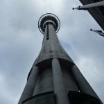 La tour d'Auckland nous ouvre les portes de la Nouvelle Zélande