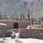 Un ancien village perdu dans le désert