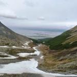 Le Glacier Martial surplombe Ushuaïa