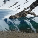 Le glacier du Fitz Roy