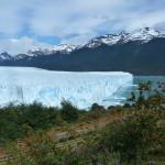 Panorama sur le plus grand glacier du monde