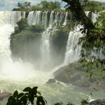 Les chutes d'Iguazu, une des merveilles de la nature