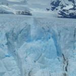 Les aiguilles de glace du Perito Moreno
