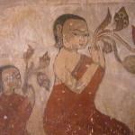 Une très belle fresque