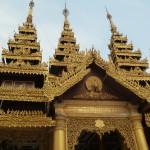 Une des nombreuses pagodes