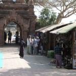Scène de vie à Bagan