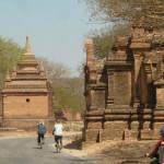 Porte de la victoire, entrée du site de Bagan