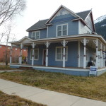 Silverton et ses maisons typiques