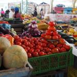 Le marché authentique de Saquisili