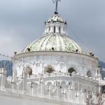 Une église byzantine dans Quito