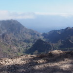 Dans le cratère de Cova Del Paul