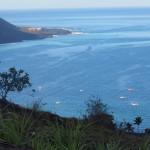 Panorama unique sur Tarrafal