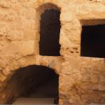 La forteresse de Kerac nous rappelle l'époque des croisades