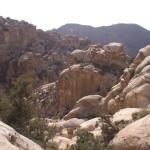 Les paysages de Jordanies