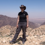 Devant l'immensité Jordanienne