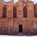 Le monastère nous ouvre les portes de Pétra