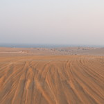 Le désert et la mer