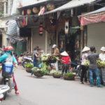 Les marchands d'Hanoï