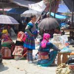le marché de Bac Ha