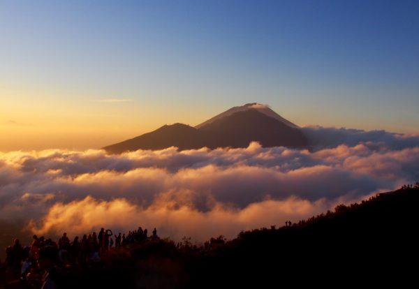 A l'assaut du volcan Batur