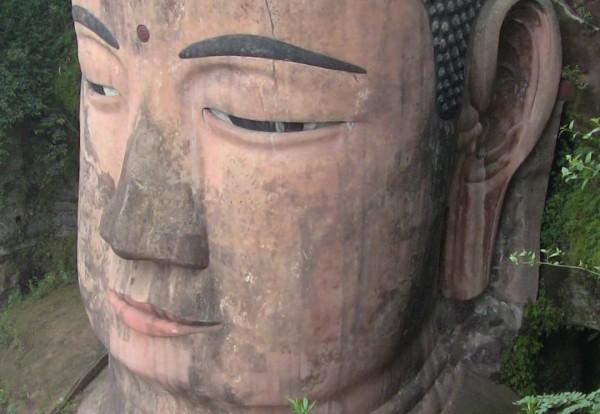 Un bouddha géant qui porte bien son nom
