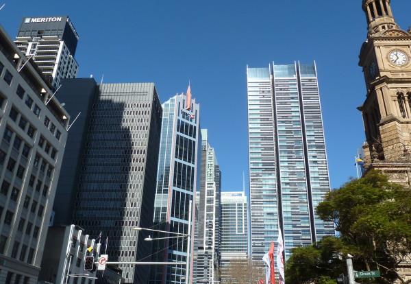 Deuxième jour à Sydney