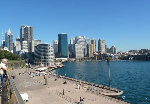 De retour à Sydney