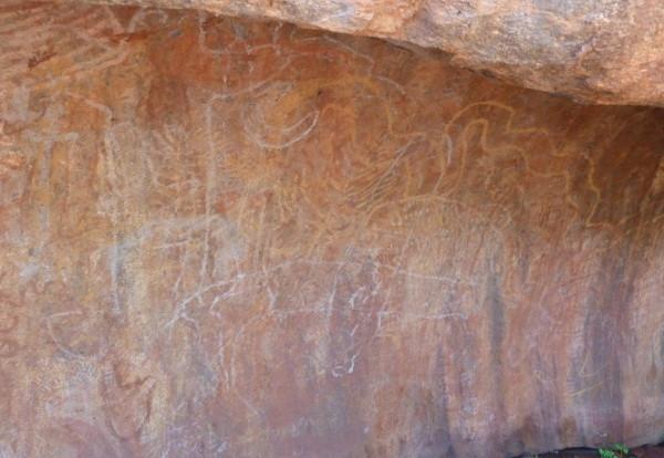 L'art aborigène: un art complexe et coloré