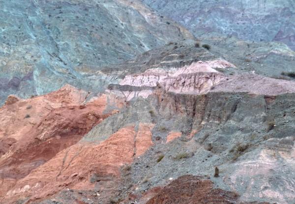 Les montagnes colorées de Pumamarca