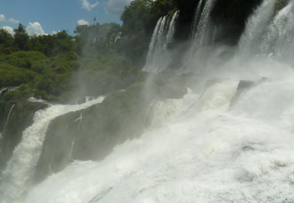 Le précieux trésor que sont les chutes d'Iguazu