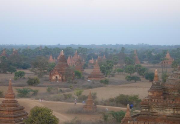 Bagan, un site incroyable
