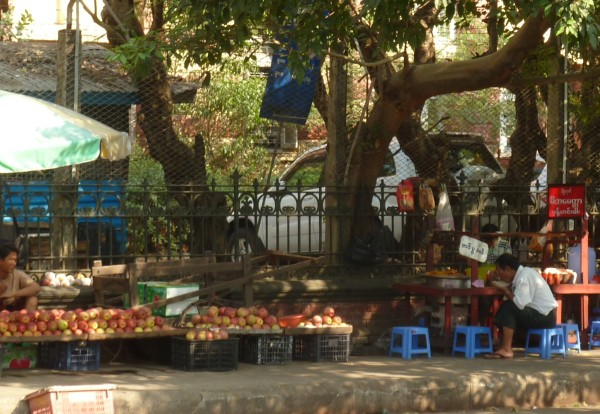 Richesse humaine et spirituelle de Yangoon