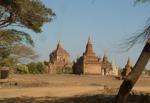 Bagan, la cité aux milliers de temples