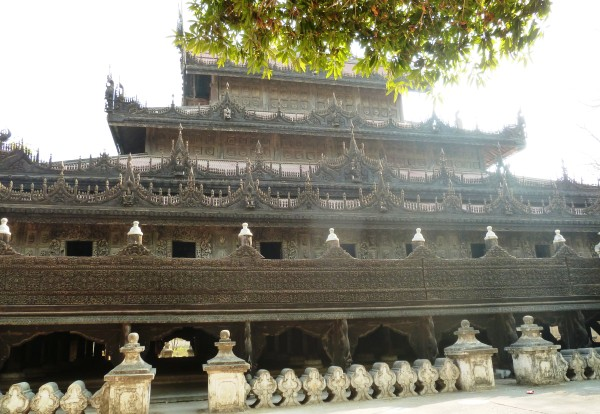 Welcome in Mandalay