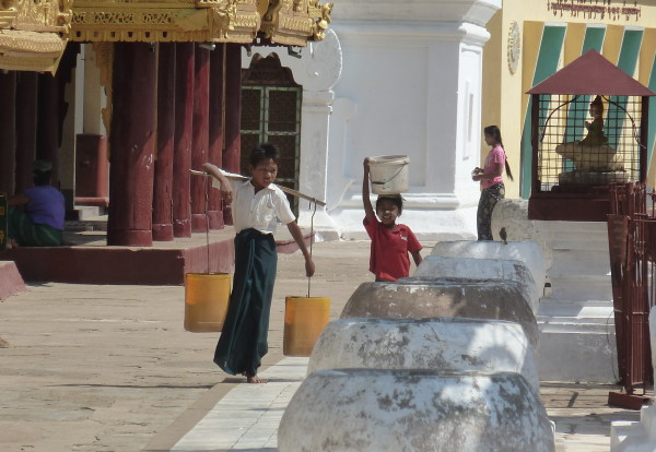 Trucs et astuces en Birmanie