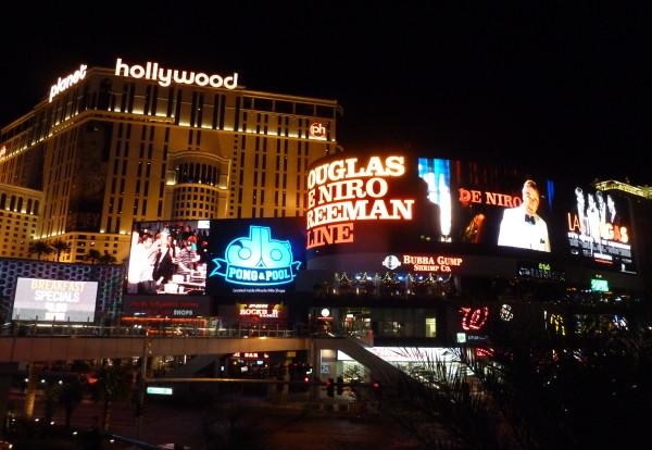 Las Vegas, la cité du jeu