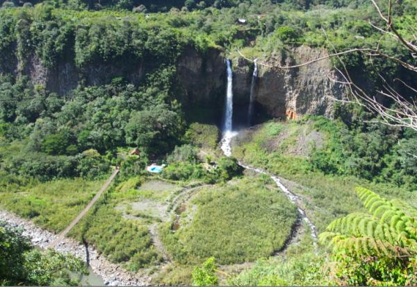 A la découverte des gorges de l'Amazonie