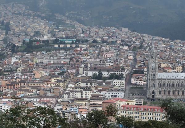 De retour à Quito