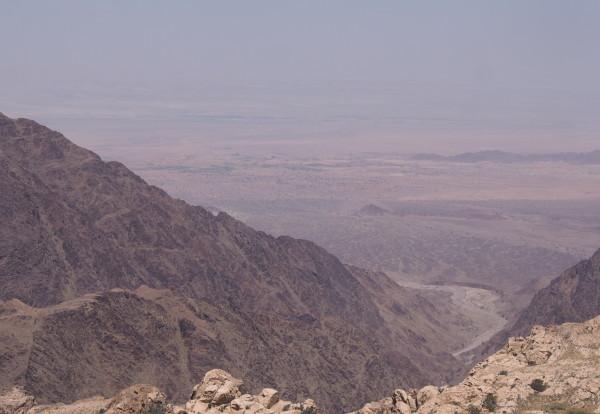 Les paysages sublimes de Jordanie