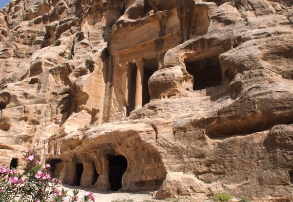 De Wadi El Fed à Little Petra