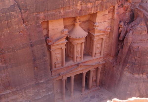 Petra, la majestueuse