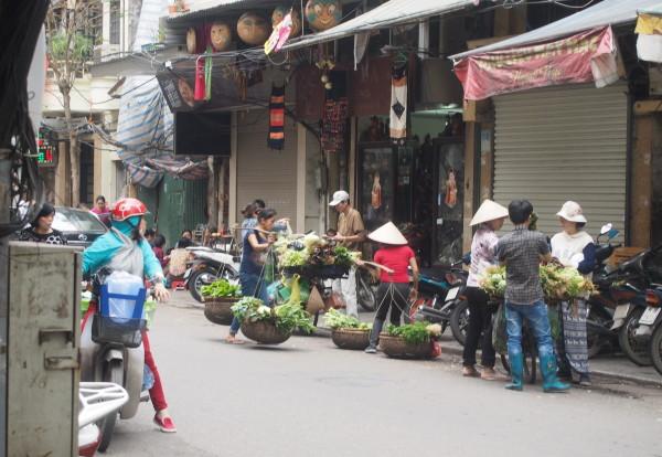 Hanoï, la ville folle